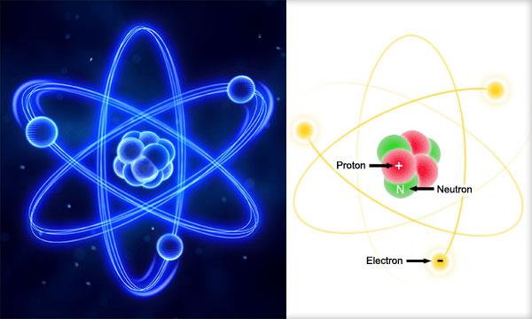 Atomul, Particulele subatomice, Caracteristicile particulelor subatomice