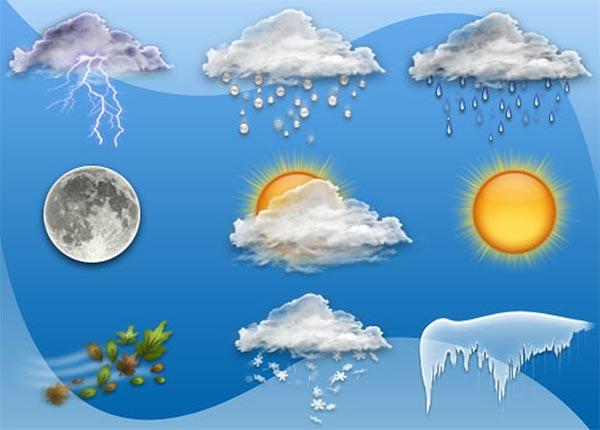 Clima orizontului local, Elementele utile pentru cunoaşterea orizontului local