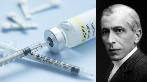 Nicolae Paulescu - Insulină umană