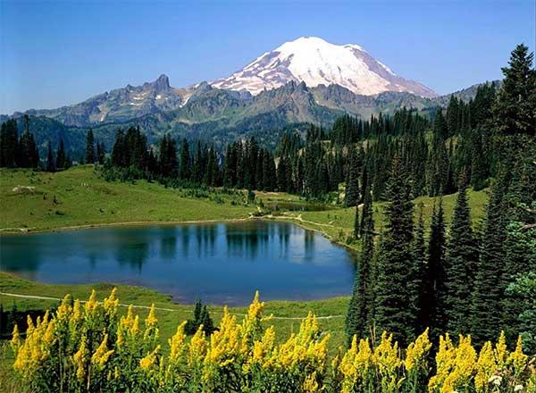 Peisajele naturale ale Terrei