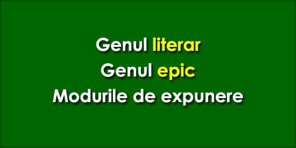 Genul-literar-Genul-epic-Modurile-de-expunere