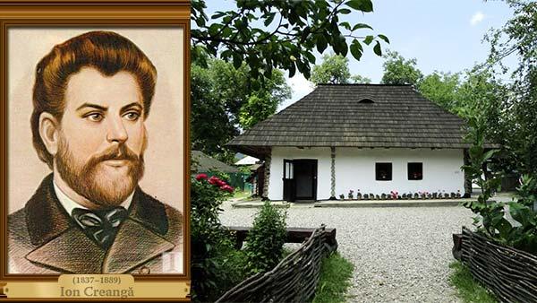Ion Creangă - Casa memorială
