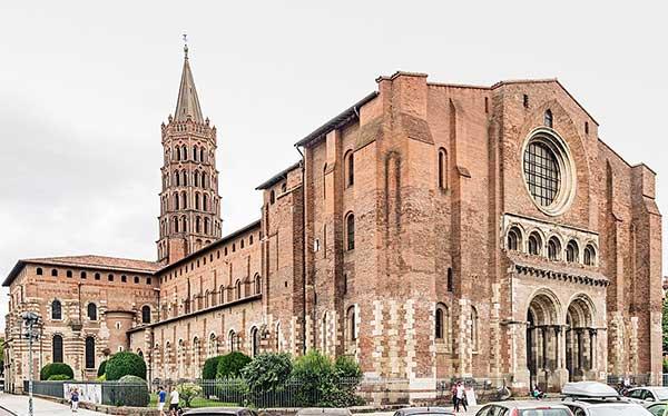 Biserica-Saint-Sernin