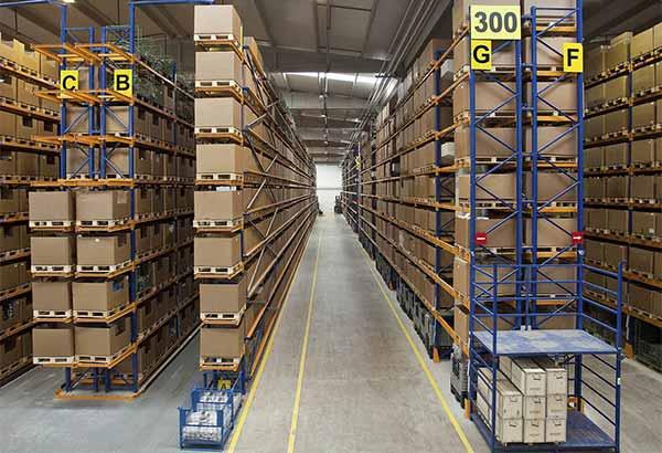 Logistica comercială, Componentele logisticii comerciale, Strategiile utilizate pentru logistica de piaţă