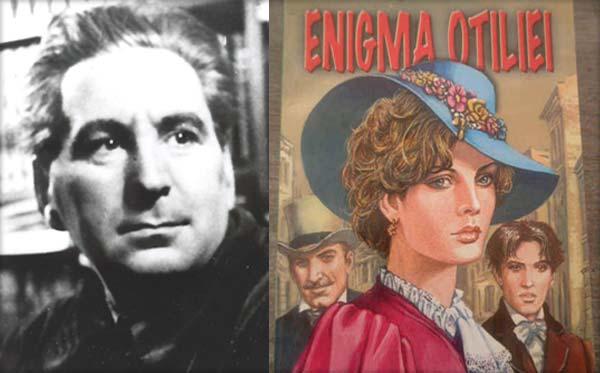 George Călinescu - Enigma Otiliei