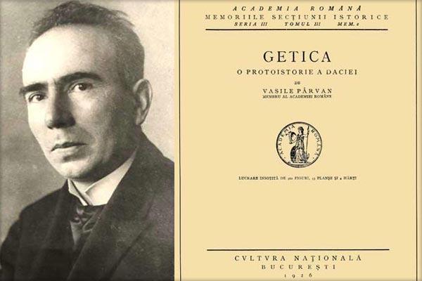 Vasile Pârvan - Getica
