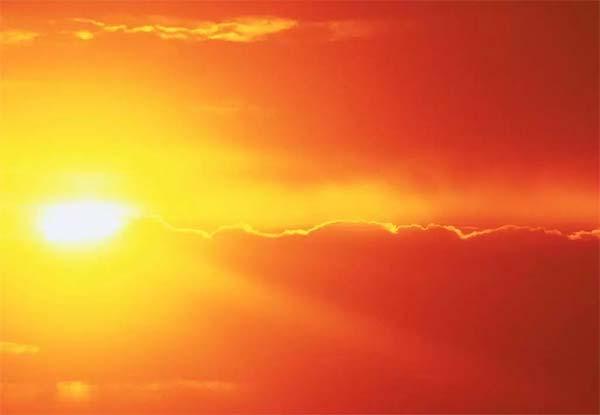 Factorii geoecologici, Factorii abiotici, Factorii cosmici, Radiaţia solară