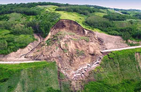 Hazardele geomorfologice