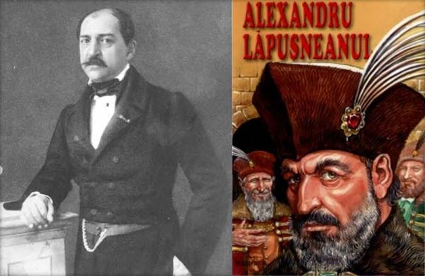 Costache Negruzzi - Alexandru Lăpuşneanul