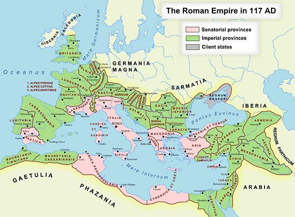 Imperiul-roman-in-anul-117-d.Hr.