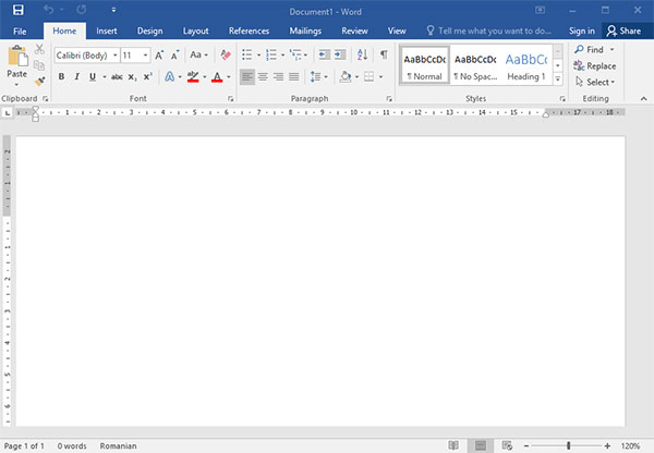 Procesor de texte MS-Word