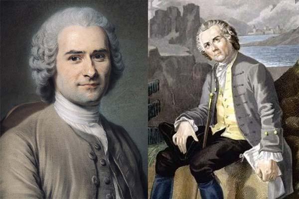 Jean-Jacques Rousseau - Discurs asupra originii şi fundamentelor inegalităţii dintre oameni (Omul în starea naturală şi în cea socială)